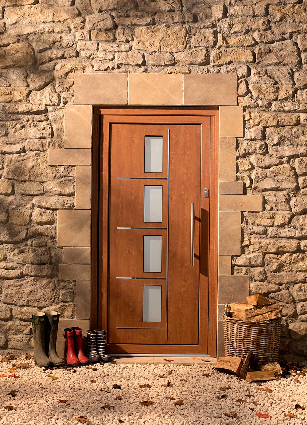 residential doors
