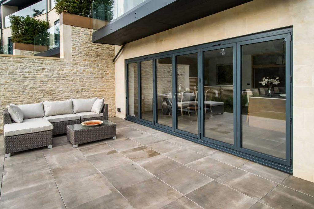 REAL Aluminium Doors Bath