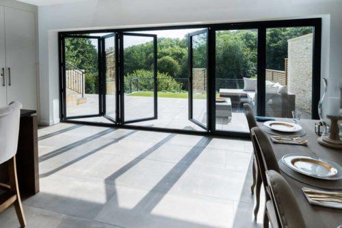 aluminium bi-fold doors, Bristol