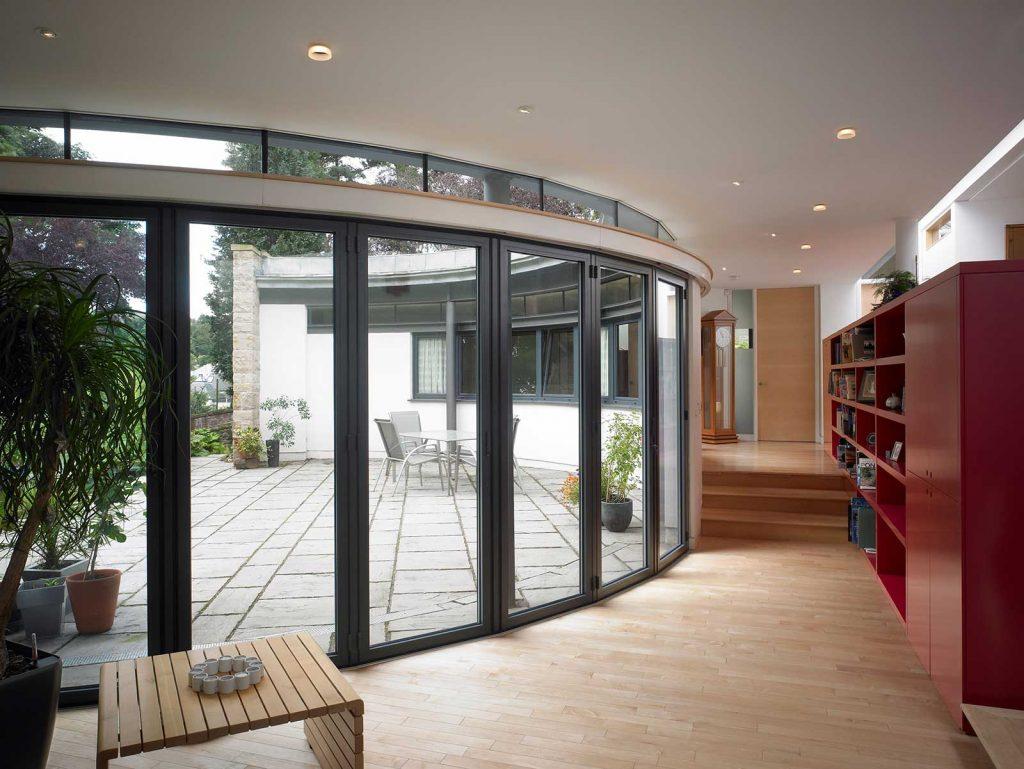 bi-fold doors security