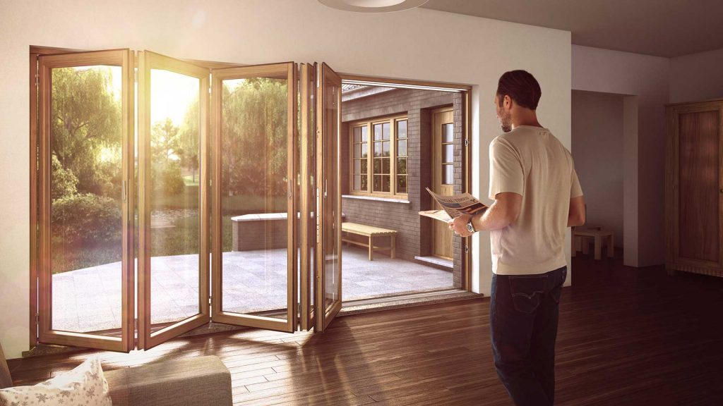 maintain bifold doors