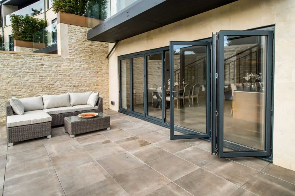maintain modern bifold doors